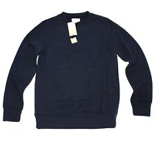 Mens Goodfellow & Co Long Sleeve Crew Sweater sz Small Navy Blue Pull Over Shirt