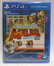 RIVER CITY MELEE: BATTLE ROYAL SP - PS4 PLAYSTATION 4 NEW SEALED ENG-SUB