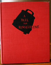 A Bell for Ringelblume by Rosalie K. Fry 1957 Vintage Children's Book 1st Ed.