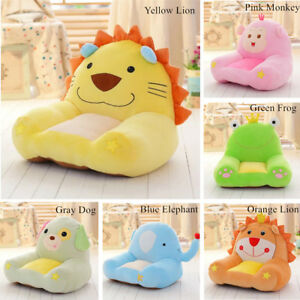 Children's Sofa Backrest Plush Toy Kids Baby Chair Infant Seat Eating Chair