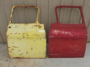 1955 - 1959 CHEVROLET TRUCK DOORS 3100 chevy 1957 1959 1958 1956 pickup cameo
