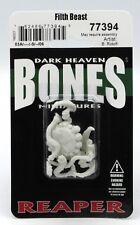 Reaper 77394 Filth Beast (Bones) Dung Monster Otyugh Sewer Creature Miniature