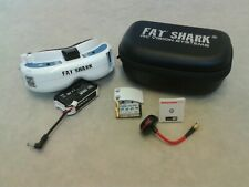 FatShark Dominator V3 Goggles FPV Diversity Receiver More RC Racing Drone Plane