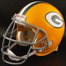GREEN BAY PACKERS 1961-1979 NFL Riddell REPLICA Throwback Football Helmet