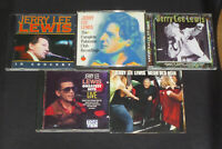 Jerry Lee Lewis The Complete Palomino Recordings/Greatest Hits CD Set Lot Album