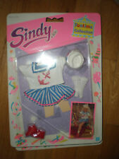 SINDY 1990 FUNTIME COLLECTION MOC DRESS CLOTHES 4