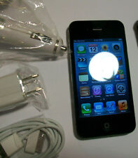 GOOD Apple iPhone 4 Black 16GB WIFI CDMA MC676LL A1349 VERIZON Smartphone