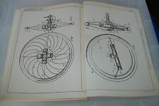 MOTOR WHEELS FOR VEHICLES PATENT. GODDARD, CHICAGO,USA 1900
