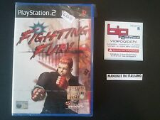 FIGHTING FURY PS2 PLAYSTATION 2 PAL NUOVO SIGILLATO
