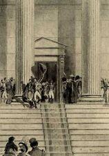 Feuilles d'Automne Souvenir Enfance Napoléon Victor Hugo Eau Forte Flameng XIXe
