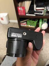 Nikon COOLPIX L120 14.1MP Digital Camera - Black - Comes With Camera Bag!!!