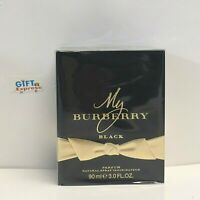 My Burberry Black Perfume by Burberry, 3 oz Parfum Spray for Women NEW in BOX