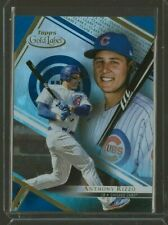 2021 Topps Gold Label Anthony Rizzo Class 1 Blue 67/150 #64 Chicago Cubs