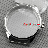 Corgeut 42mm Stainless Steel Case 6497/6498 Seagull ST36 movement P639