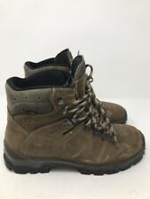 Cabelas Meindl 9.5 gortex Leather Suede Hunting Hiking boots Made In Germany