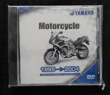 1995-2004 YAMAHA V-MAX ROAD STAR YZF-R1 YZF600 1300 MOTORCYCLE SERVICE MANUALS