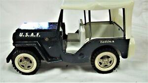 Vintage Tonka USAF Jeep