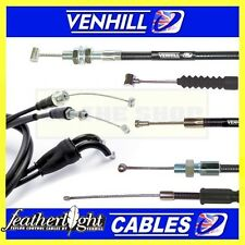 Suit Honda CRF250X 2004<2016 Venhill featherlight throttle cables H02-4-046