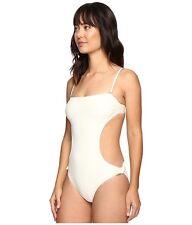 NEW Anthropologie 6 Shore Road Coronado One Piece Corset Swimsuit Size Small