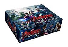 Marvel Avengers Age of Ultron Factory Sealed Hobby Box