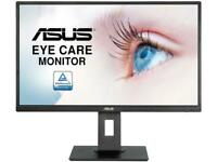 """ASUS VA279HAEL 27"""" Full HD 1080p VA Eye Care Monitor with HDMI and VGA"""