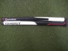 (1) NEW TaylorMade Ghost Belly Putter Golf Grip / Black and White