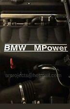 BMW M Power sticker  airbox  decal  BMW M3   E30 M3  E92 M3  E39 M5