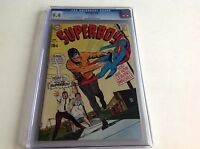 SUPERBOY 161 CGC 9.4 WHITE PAGES COOL NEAL ADAMS COVER WALLY WOOD DC COMICS