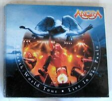 ANGRA - REBIRTH World Tour  Live in Sao Paulo 2 CD Digipack Sigillato