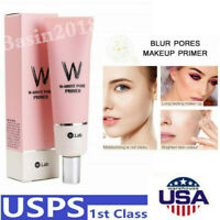 W-AIRFIT PORE PRIMER Women Moist Foundation Makeup Face Liquid Concealer Natural