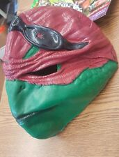 Raphael Teenage Mutant Ninja Turtles  Adult Vinyl Mask Rubies 4328
