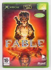 FABLE - XBOX - PAL ESPAÑA - RETROCOMPATIBLE CON XBOX 360 XBOX360