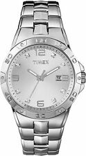 Timex T2P270, Men's Silvertone Stainless Steel Bracelet Watch, T2P2709J