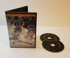 Pacific Rim Dvd 2013 2-Disc Set Special Edition Sci Fi Movie
