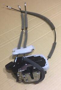 2008 to 2013 Infiniti EX35 EX37 Door Lock Actuator RIGHT FRONT w cables $10 back