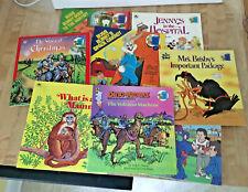 Vintage Lot of 16 Golden Look-Look Children's Books 1975-1993
