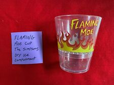 Flaming Moe Cup w/ Dry Ice Compartment-Universal Studios Collectible
