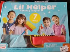 Chuckle And Roar Lil Helper, see description for missing items