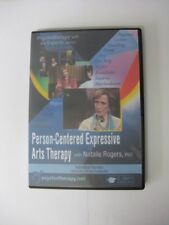 EXPRESSIVE ARTS THERAPY ~PSYCHOTHERAPY ~THERAPIST TRAINING ~PSYCHOLOGY~DVD