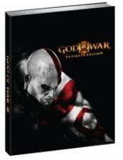 Sealed NEW God of War III (2010, Hardcover, Multi-Platform Strategy Guide)
