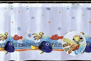 DISNEY WINDOW DECORATIONS  VOILE READY MADE KIDS NET CURTAINS