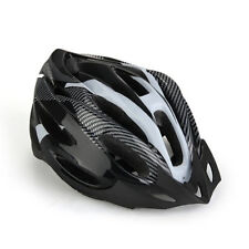 Black Bicycle Helmet Mountain Bike Helmet for Men Women Youth NEW F6O0