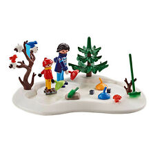 Playmobil Curling Building Set 6560 NEW IN STOCK Addon