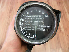 KAWASAKI ZL750 ELIMINATOR 1985 750 TACHOMETER ZL600 REV COUNTER TACHO CLOCK 600