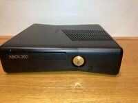 MICROSOFT XBOX 360  4GB GAMES CONSOLE ONLY TESTED FREE P&P (NO PSU)