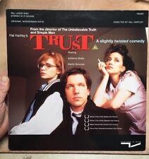 Trust-Hal Hartley PAL UK Laser Disc Martin Donovan Adrienne Shelly 1991 Tartan
