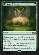 MTG Magic M15 - Life's Legacy/Héritage de la vie, French/VF