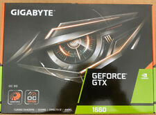 Gigabyte GeForce GTX 1660 6GB Boost Graphics Card