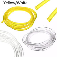 2m Tygon Petrol Fuel Gas Line Pipe Hose For Trimmer Chainsaw Blower 1/8x1/4