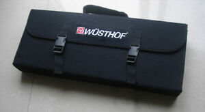 Wusthof l chef Knife Bag ,Case hold 18 knives made in Germany New RRP$120